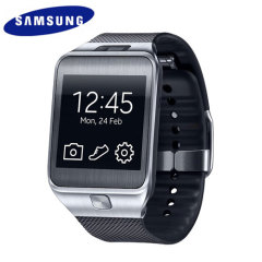 Samsung Gear 2 Smartwatch - Charcoal Black