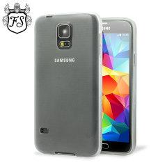 Funda Samsung Galaxy S5 FlexiShield - Blanca
