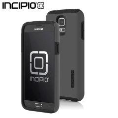 Incipio DualPro Case for Samsung Galaxy S5 - Grey / Black