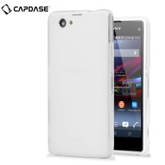 Capdase Soft Jacket Xpose Xperia Z1 Compact Hülle in Tinted White