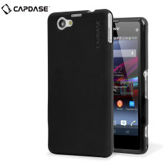 Capdase Sony Xperia Z1 Compact Soft Jacket Xpose - Black