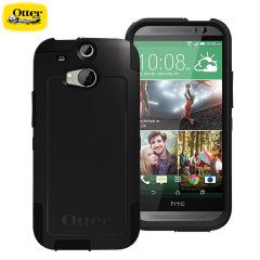 OtterBox HTC One M8 Commuter Series Case - Black