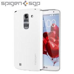 Spigen Ultra Fit LG G Pro 2 Case - White