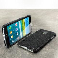 Samsung Galaxy S5 Glitter Case - Black