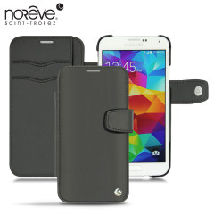 Noreve Tradition B Galaxy S5 Ledertasche in Schwarz
