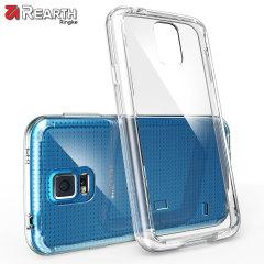 Funda Rearth Ringke Fusion para el Samsung Galaxy S5 - Transparente