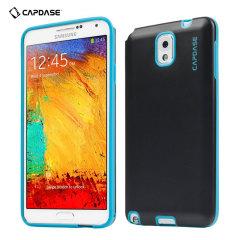 Capdase Vika Soft Jacket Samsung Galaxy S5 Case - Black / Blue