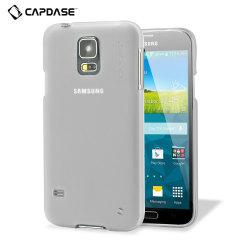 Capdase Soft Jacket Xpose Samsung Galaxy S5 Case - White