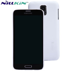 Coque Samsung Galaxy S5 Nillkin Super Frosted - Blanche