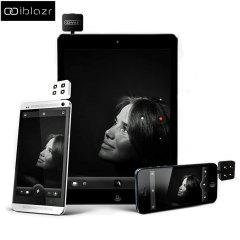 iblazr LED Blitz für Apple und Android Geräte in Schwarz