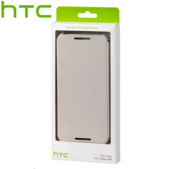 Official HTC Desire 816 Flip Case - White