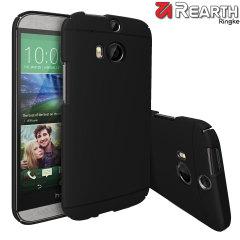 Fournissez à votre HTC One M8 une protection fine et élégante grâce à cette coque Rearth Ringke conçue à partir de polycarbonate.