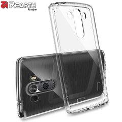 Coque LG G3 Rearth Ringke Fusion – Transparente