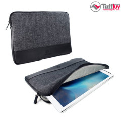 Alston-Craig Herringbone Tweed iPad Pro Sleeve Case