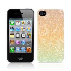 Funda rígida Call Candy para iPhone 4S / 4 - Paisley Sol