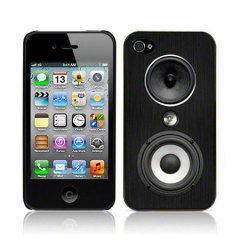 Call Candy Hard back case voor iPhone 4S / 4 - Pump Up The Volume