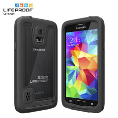 LifeProof Fre Case Galaxy S5 Hülle in Schwarz