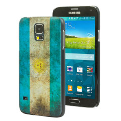 World Cup Flag Samsung Galaxy S5 Case - Argentina