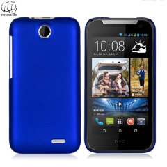 This blue slimline and robust hard plastic case from Toughguard will protect your HTC Desire 310 as well as add a touch of style.