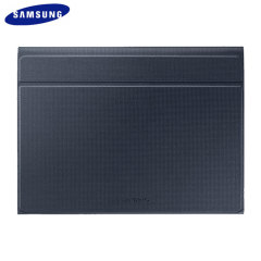 Original Samsung Book Cover für Galaxy Tab S 10 5 in Charcoal Black