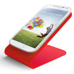 Ye!! Qi Wireless Charging Stand - Red