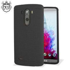 FlexiShield Dot Case LG G3 Hülle in Schwarz