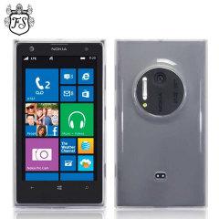 FlexiShield Nokia Lumia 1020 Case - Frost White