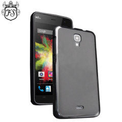 Custodia FlexiShield per Wiko Bloom - Nero