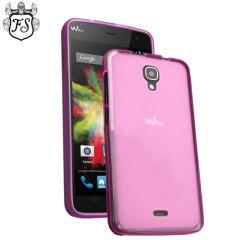 Flexishield Wiko Bloom Case - Pink