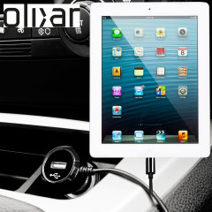 Olixar High Power iPad Mini 2 Car Charger