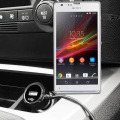 Caricabatterie da auto High Power Olixar per Sony Xperia SP