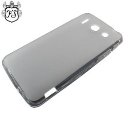 Flexishield Huawei Ascend G510 Case - Frost White