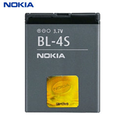 Nokia 3600 Battery BL-4S 860mAh
