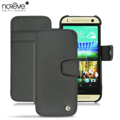 Noreve Tradition B HTC One Mini 2 Leather Case - Black