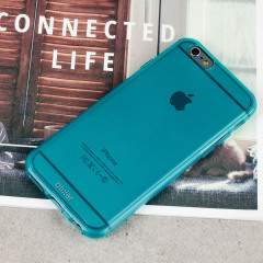 FlexiShield Case iPhone 6 Hülle in Hellblau