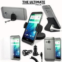 En este fantástico novedoso pack de accesorios tendrá todo lo que necesita para su HTC One Mini 2