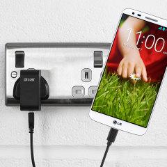 Olixar High Power LG G2 Charger - Mains