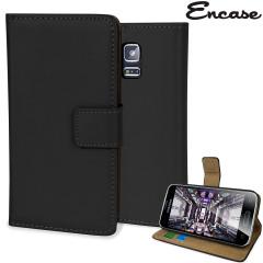 Een stijlvolle lichtgewicht case die er luxieus en stijlvol uitziet. De Adarga Leren Stijl Wallet Stand en Case biedt je S5 Mini de perfecte bescherming.