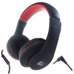 Disfrute de su música con una excelente claridad con los auriculares HP531, con una almohadilla grande para una escucha cómoda y de gran alcance del conducto de graves para las bajas frecuencias distintas.