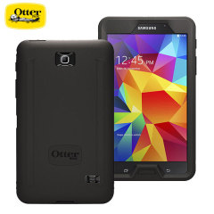 OtterBox Samsung Galaxy Tab 4 7.0 Defender Series Case - Black