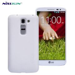 Nilkin Super Frosted Shield Hülle für LG G2 Mini in Weiß