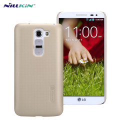 Custodia Super Frosted Nillkin per LG G2 Mini - Gold