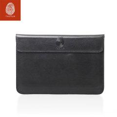 Tactus Quardian Genuine Leather iPad Air Case - Black