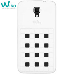 Official Wiko Bloom Ultra Thin Case - White