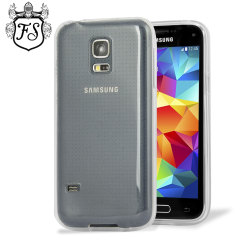 Funda Samsung Galaxy S5 Mini FlexiShield - Transparente