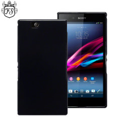 FlexiShield Sony Xperia Z Ultra Case - Black