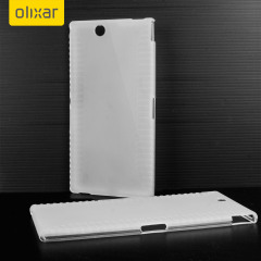 FlexiShield Sony Xperia Z Ultra Case - Frost White