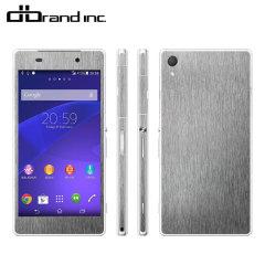 dbrand Sony Xperia Z2 Skin - Titanium