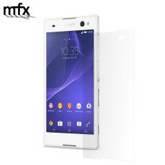 MFX Screenprotector voor Sony Xperia C3