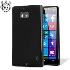 FlexiShield Nokia Lumia 930 Gel Case - Black